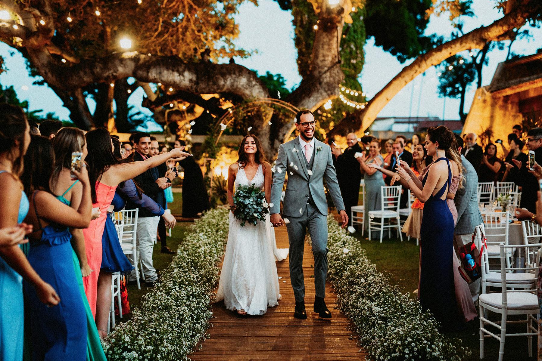 Casamento Vih Rocha E Victor Buffet Le Jardin Fortaleza